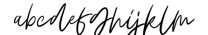 ClaudeAlt Font LOWERCASE