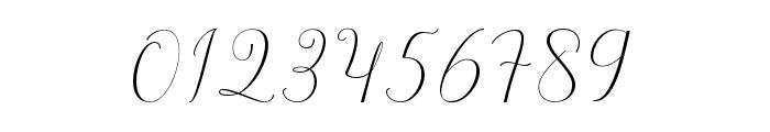 Claudette Font OTHER CHARS