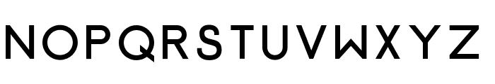 Click-ExtraBold Font UPPERCASE