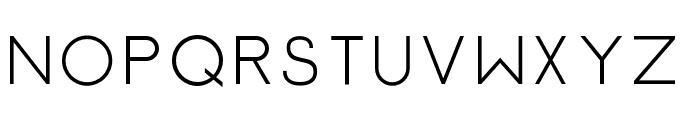 Click-Medium Font UPPERCASE