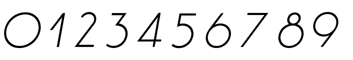 Click-Regular-italic Font OTHER CHARS
