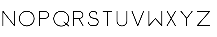 Click-Regular Font UPPERCASE