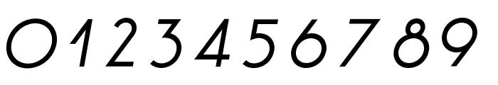 Click-SemiBolditalic Font OTHER CHARS