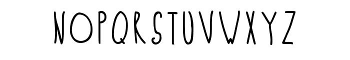 Club57-Clean Regular Font UPPERCASE