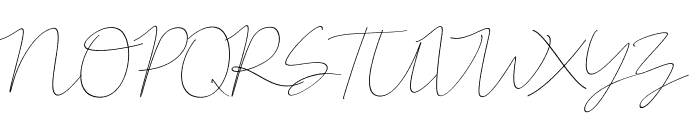 Corleone Font UPPERCASE