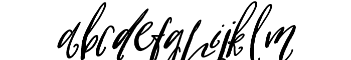 Cottage Gardens Alternates Bold Italic Font LOWERCASE