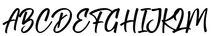 Cotton Candies Font UPPERCASE