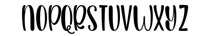 Courtesy  Regular Font UPPERCASE