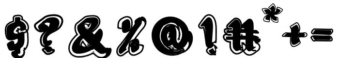 Craft Design Font OTHER CHARS