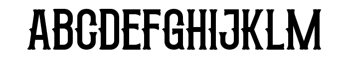 Crow Bait Font UPPERCASE