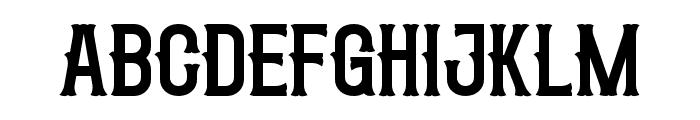 Crow Bait Font LOWERCASE