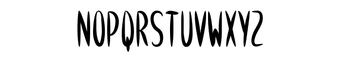 Current Expedition Font LOWERCASE