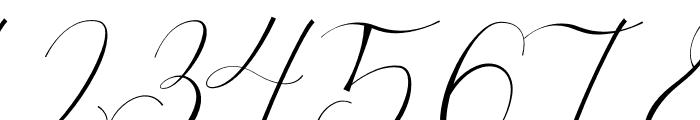 Cynthian Font OTHER CHARS