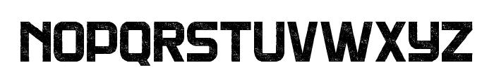DNSGibsonsTwo-BoldRough Font LOWERCASE