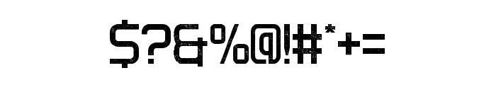 DNSGibsonsTwo-RegularRough Font OTHER CHARS