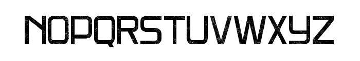 DNSGibsonsTwo-RegularRough Font UPPERCASE