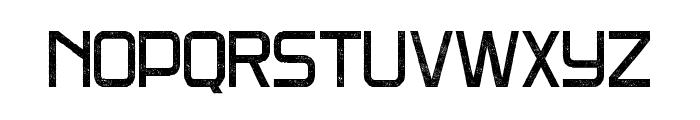 DNSGibsonsTwo-RegularRough Font LOWERCASE