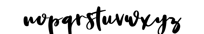 DTC HoneyBee Font LOWERCASE