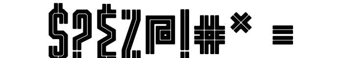 Dalmation Core Font OTHER CHARS