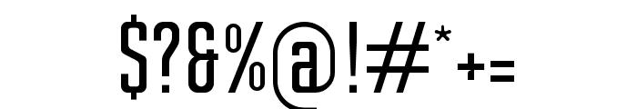 Davidas-Regular Font OTHER CHARS