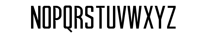 Davidas-Regular Font UPPERCASE