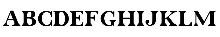 Dayanara-Regular Font UPPERCASE