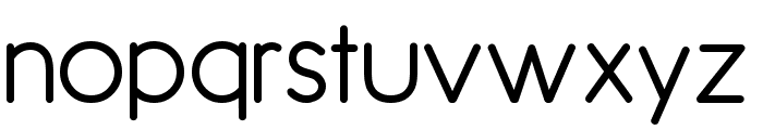 Dean Os Bold Font LOWERCASE