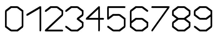 Deck regular Font OTHER CHARS