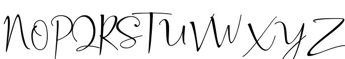Dittoons Font UPPERCASE