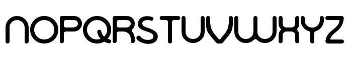 Dodopop Font UPPERCASE