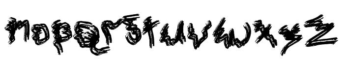 Doelkecer Font LOWERCASE