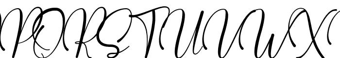Dollie Font UPPERCASE