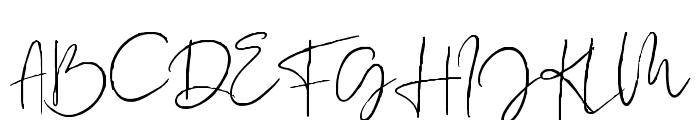 Dominisme Font UPPERCASE