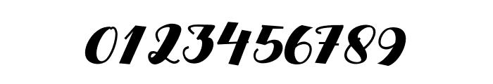 DrastScript Font OTHER CHARS