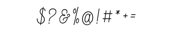 DreamCatchers Font OTHER CHARS