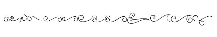 DreamCatchersSwash Font UPPERCASE