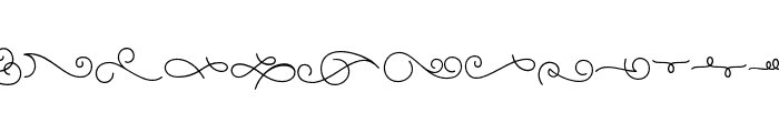 DreamCatchersSwash Font LOWERCASE