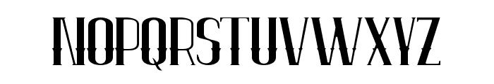 ELPIDALEAN Font UPPERCASE