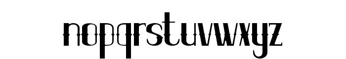 ELPIDALEAN Font LOWERCASE