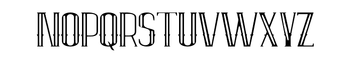 ELPIDATHIN Font UPPERCASE