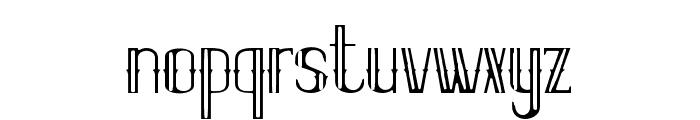 ELPIDATHIN Font LOWERCASE