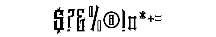 EasternBeastbase Font OTHER CHARS