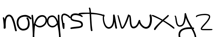 Egmont Font LOWERCASE