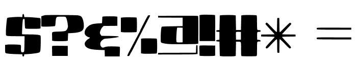 ElegantAgege Font OTHER CHARS