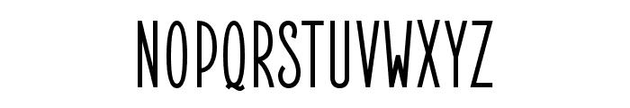 ElegantSans-Bold Font UPPERCASE