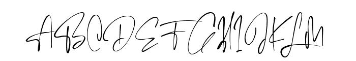 Elemantors Alternate Font UPPERCASE