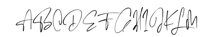 Elemantors Font UPPERCASE