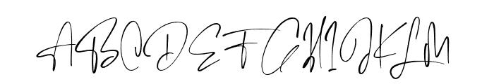 ElemantorsAlternate Font UPPERCASE