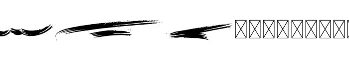 Elisenda Swatchws Font LOWERCASE