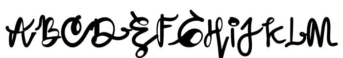 ElleXit Pro Bold Font UPPERCASE